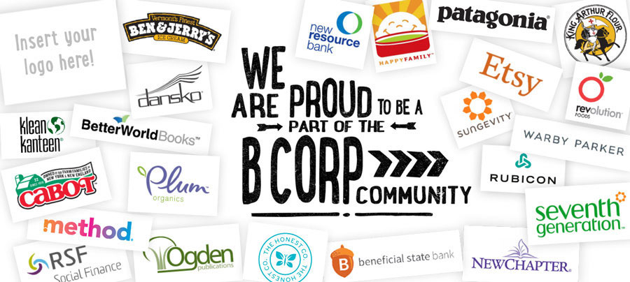 The Sponge is Proud to be a B Corp