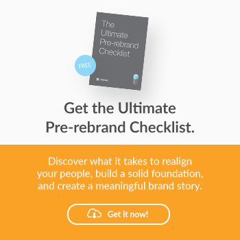 The Ultimate Pre Rebrand Checklist Download