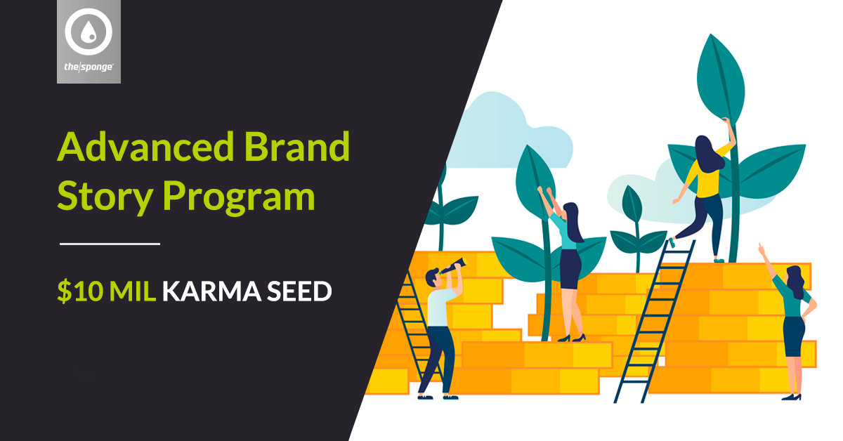 Helping Sprout Massive Worldwide Impact with a $10 Million Impact Karma Seed