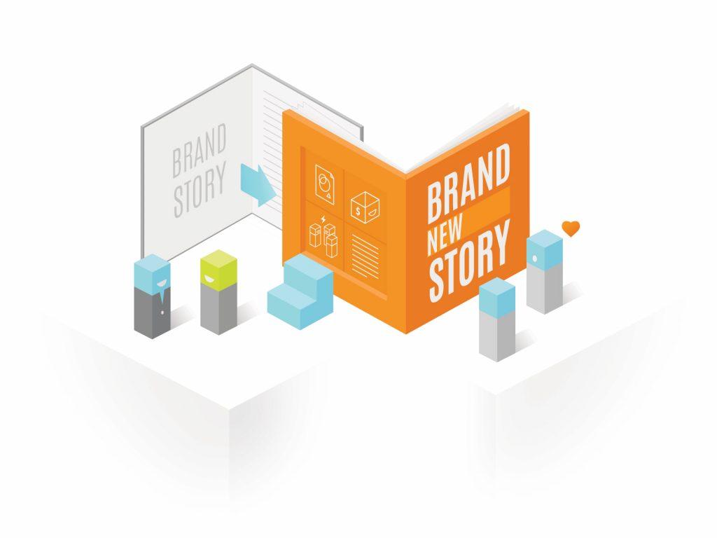 The Sponge brand story audit