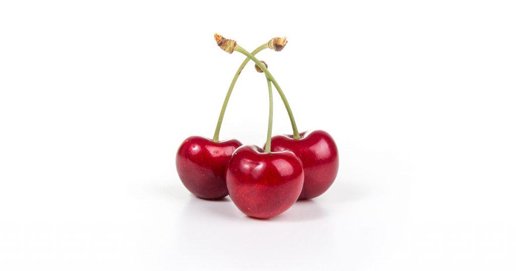 three impact cherries