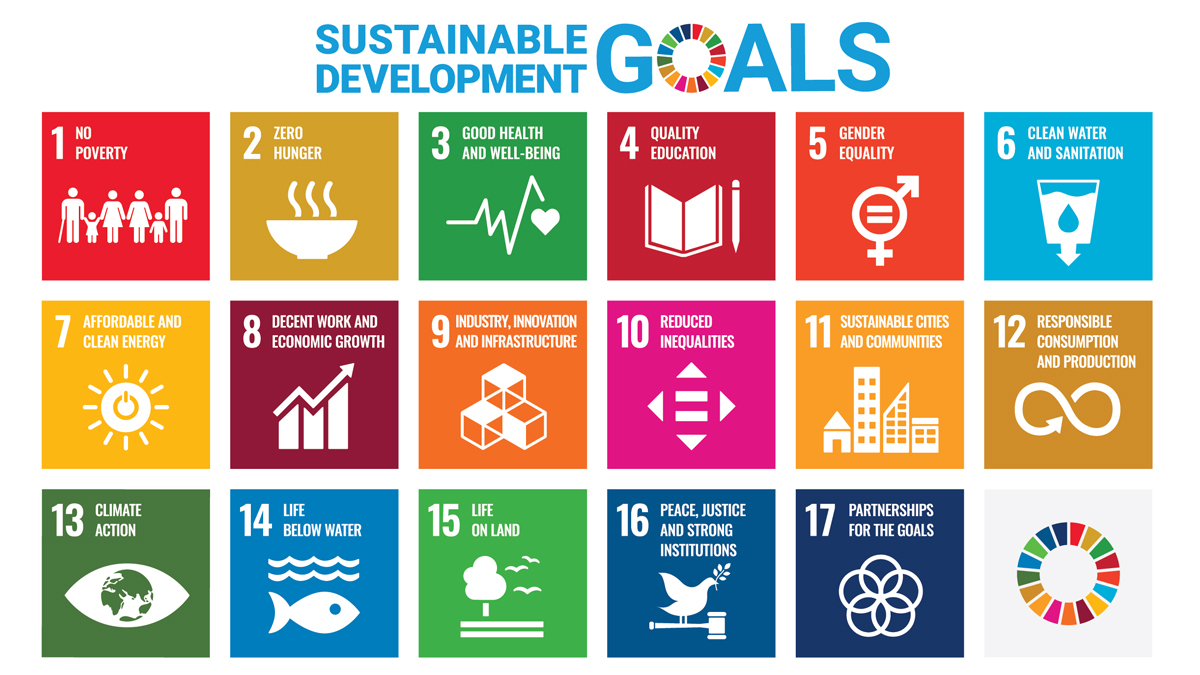 Our Impactful Team Discussion About the SDGs