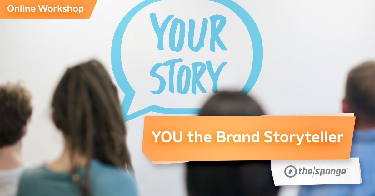 YOU the Brand Storyteller
