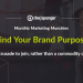 Find Your Brand Purpose Webinar