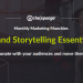 Brand Storytelling Essentials