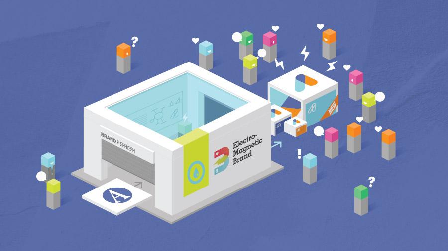 The Sponge ElectroMagnetic Brand Refresh Grand Prize