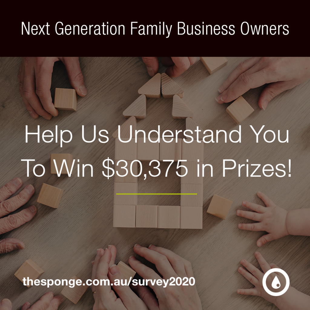 Next Generation Family Business Owners Survey 2020
